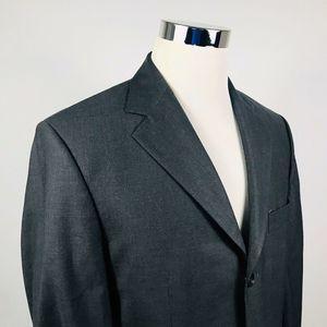 Brooks Brothers Mens 40R Sport Coat Stretch Wool